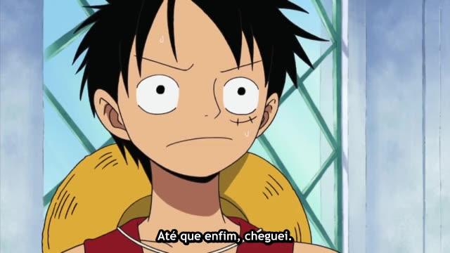 One Piece Episódio - 286O Poder Do Akuma No Mi
