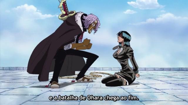 One Piece Episódio - 301Surpresa De Spandam!