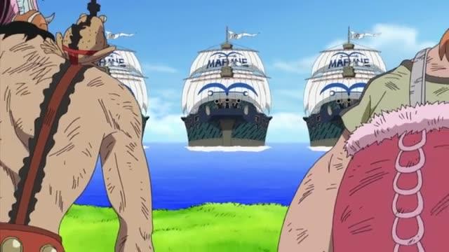 One Piece Episódio - 310Um Amigo Que Vem Do Mar!