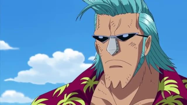 One Piece Episódio - 312Obrigado Merry!
