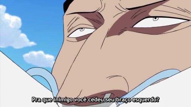 One Piece Episódio - 316Shanks Em Ação!