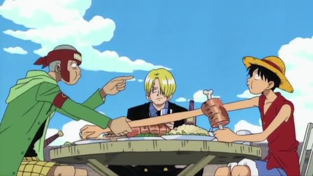 One Piece Episódio - 32A Bruxa Da Vila Kokoyashi!