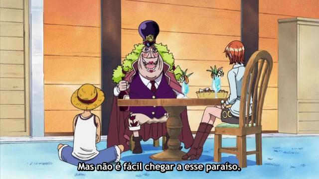 One Piece Episódio - 320Finalmente Todos São Procurados!