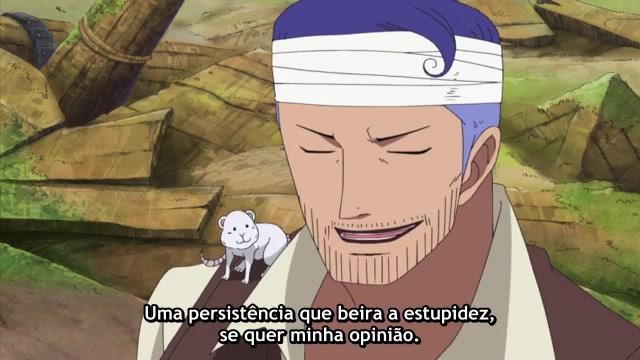 One Piece Episódio - 321O Rei Das Feras Que Cruzará O Oceano!