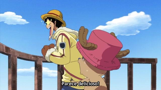 One Piece Episódio - 328O Sonho Do Novo Mundo Afunda!