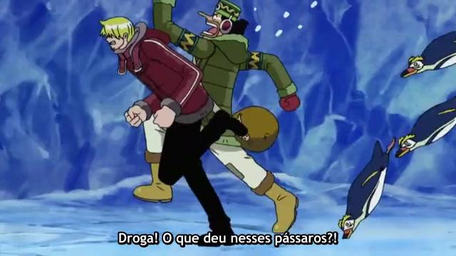 One Piece Episódio - 329O Ataque Do Assassino!