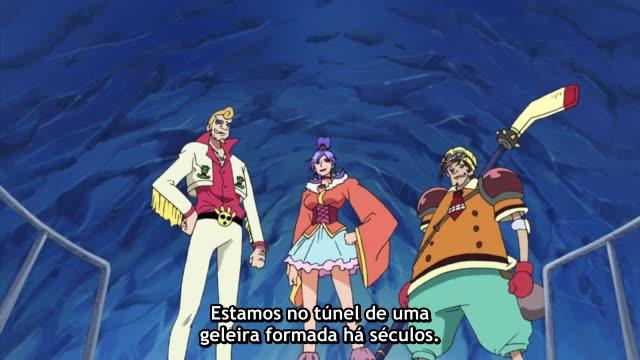One Piece Episódio - 332A Mansão Do Caos!