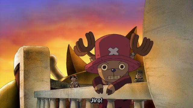 One Piece Episódio - 335Esperando No Novo Mundo!