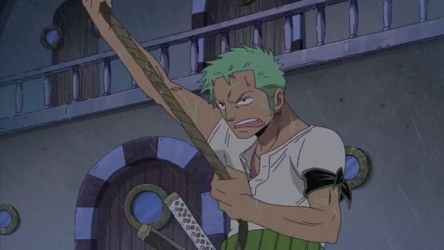 One Piece Episódio - 337Aventura No Mar Demoníaco!