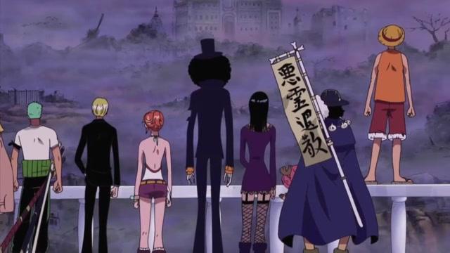One Piece Episódio - 338O Prazer Em Conhecer Pessoas!