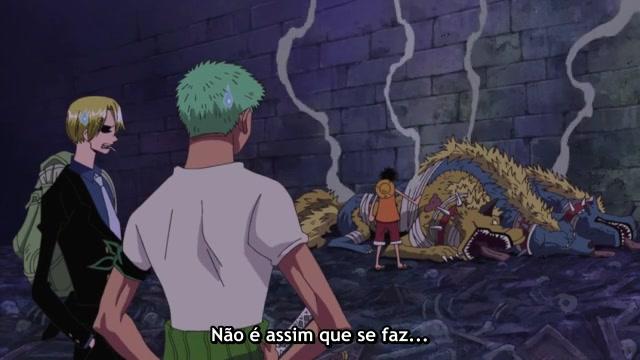 One Piece Episódio - 341Nami Com Grandes Problemas!