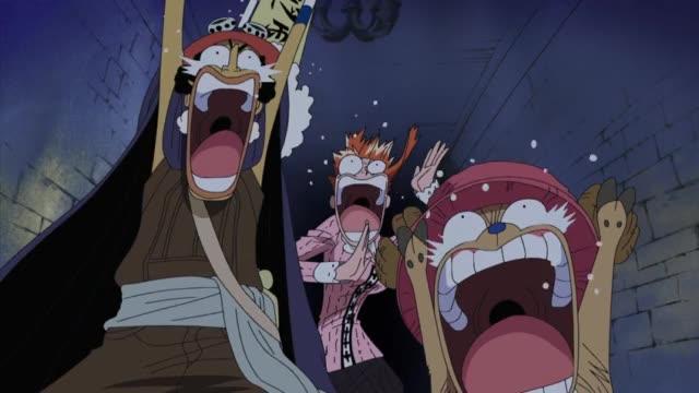 One Piece Episódio - 342O Enigma Dos Zumbis!
