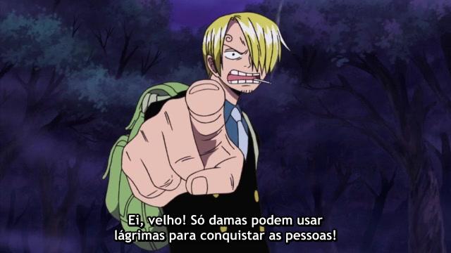 One Piece Episódio - 343Seu Nome é Moria!