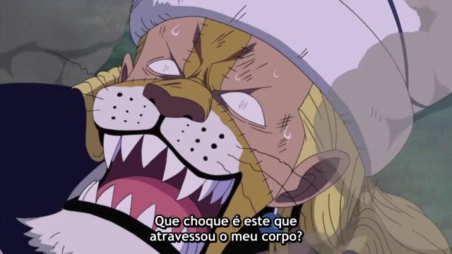 One Piece Episódio - 347O Último Cavaleiro!