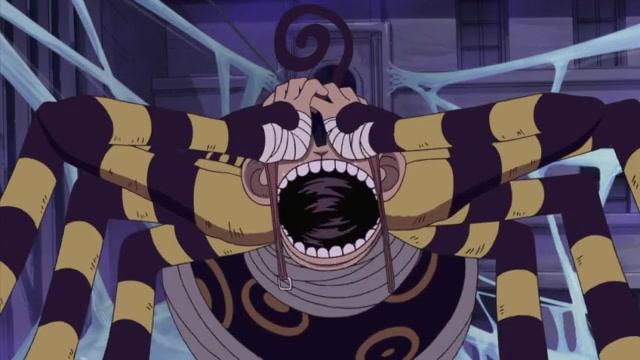 One Piece Episódio - 348Vindo Do Céu!