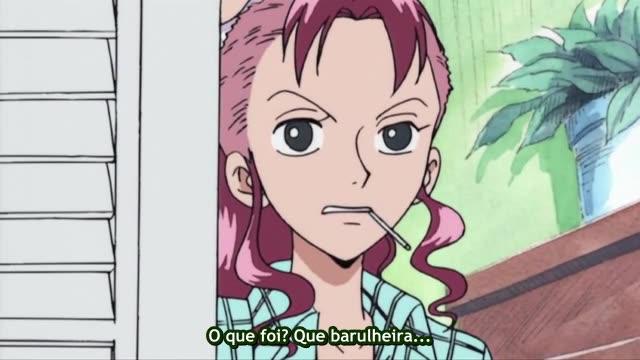 One Piece Episódio - 35O Passado Escondido! A Guerreira Bellemere!