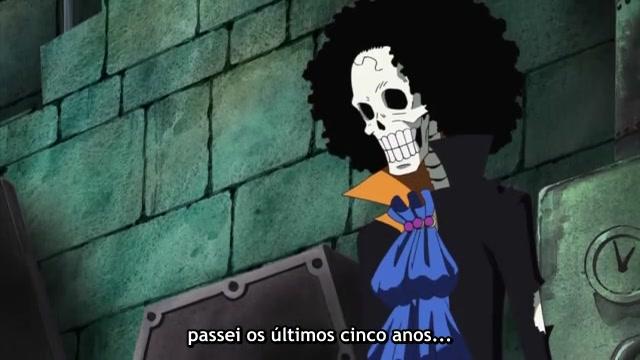 One Piece Episódio - 352Convicção Forte!