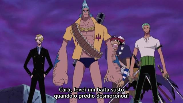 One Piece Episódio - 356Usopp O Mais Forte?