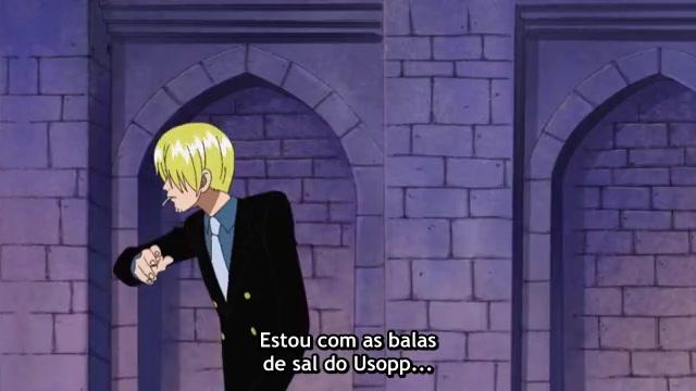 One Piece Episódio - 358O Cavaleiro Das Chamas, Sanji!!