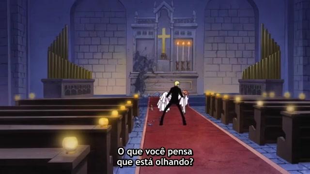 One Piece Episódio - 359Um Assunto Invisível?