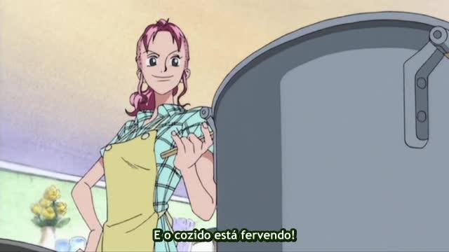 One Piece Episódio - 36Sobrevivam! Bellemere, A Mãe, E A Família De Nami!
