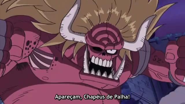 One Piece Episódio - 364Oz Ruge!