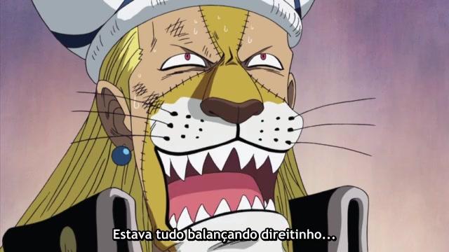 One Piece Episódio - 366Derrote Absalom!