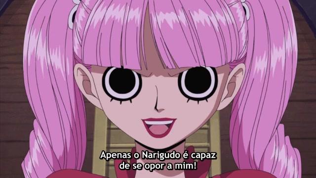 One Piece Episódio - 368Invasão Silenciosa!!