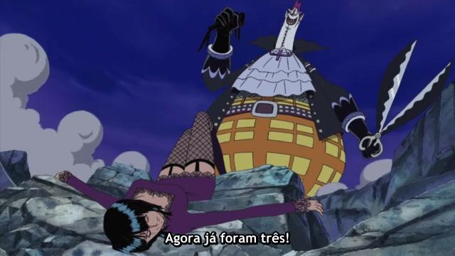 One Piece Episódio - 371A Tripulação Dos Chapéus De Palha Aniquilada!