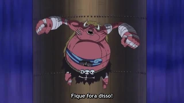 One Piece Episódio - 372A Batalha Pela Superioridade Começa!