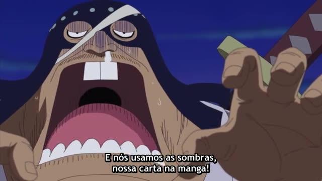 One Piece Episódio - 373Chega A Conclusão!
