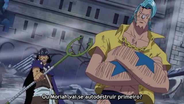One Piece Episódio - 374Corpos Desaparecendo!