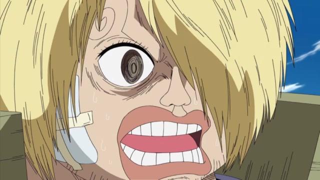 One Piece Episódio - 389Explosão!
