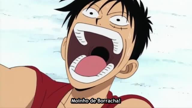 One Piece Episódio - 39Luffy Submerge!