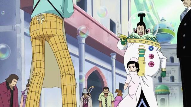 One Piece Episódio - 393O Alvo é Caimie!