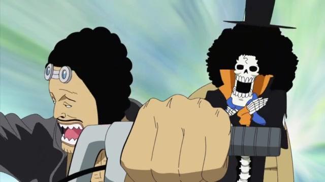 One Piece Episódio - 395Tempo Limite!