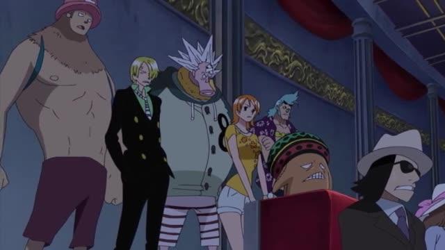 One Piece Episódio - 396Soco Explosivo!
