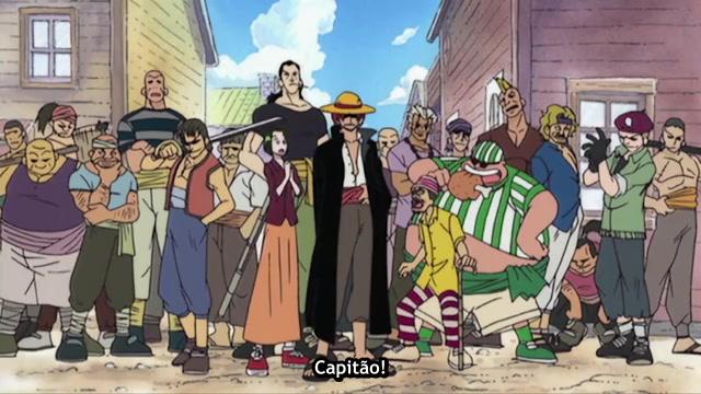 One Piece Episódio - 4Passado De Luffy!