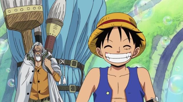 One Piece Episódio - 400Roger E Rayleigh!
