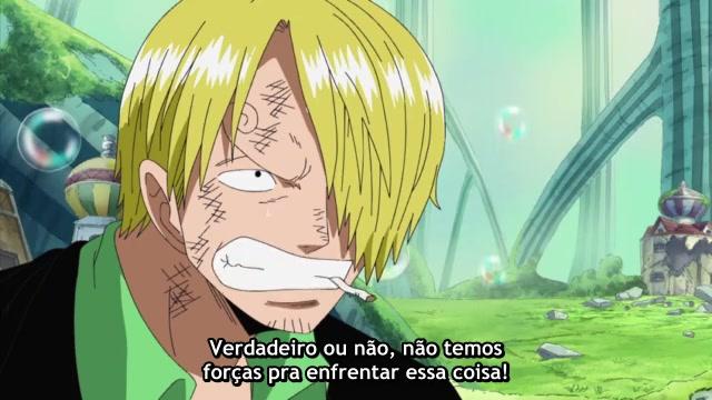 One Piece Episódio - 403Um Inimigo Ainda Mais Poderoso Se Aproxima!
