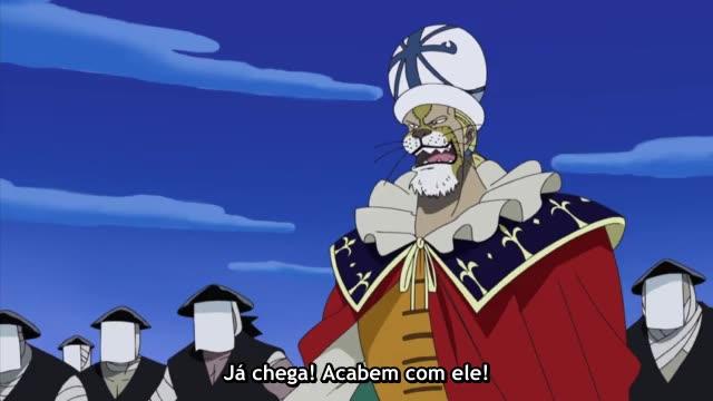 One Piece Episódio - 407Episódio Especial Histórico !