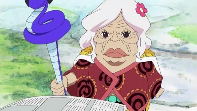 One Piece Episódio - 411Segredo Escondido!