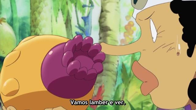 One Piece Episódio - 420O Paradeiro Dos Amigos!