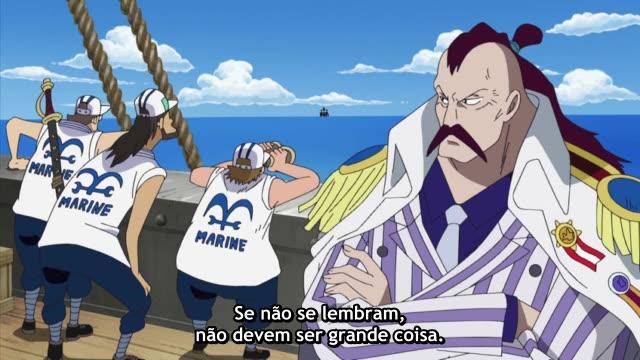 One Piece Episódio - 422Uma Invasão De Risco De Vida!