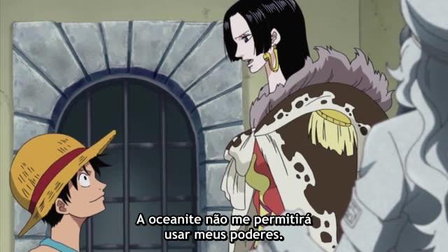One Piece Episódio - 423Reunião No Inferno!?