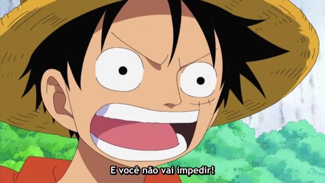 One Piece Episódio - 427A Pequena East Blue é O Alvo.