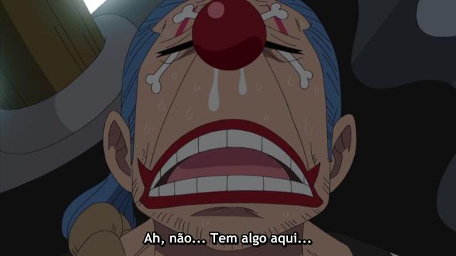 One Piece Episódio - 430Um Shichibukai Dentro Da Prisão!