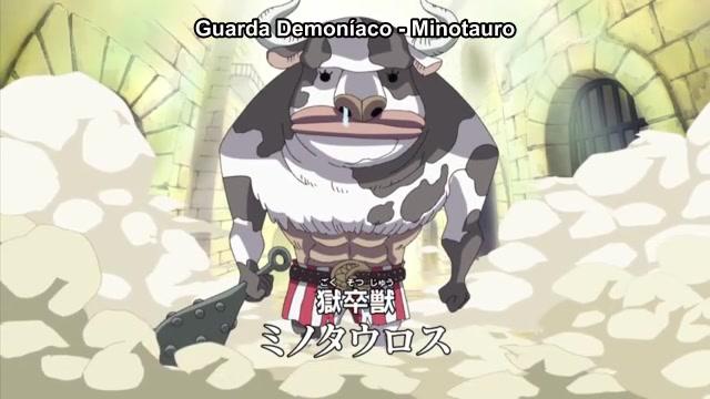 One Piece Episódio - 433O Diretor Magellan Começa A Se Mover. Pronta!