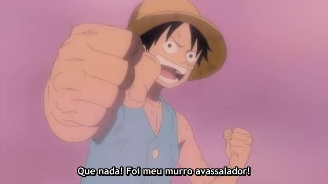 One Piece Episódio - 434Todas As Forças Reunidas!