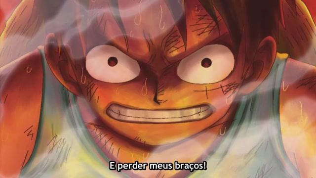 One Piece Episódio - 435O Poderoso Magellan!